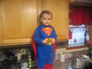 A Superboy...
