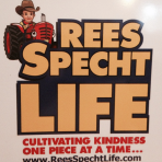 ReesSpecht Life Car Magnets