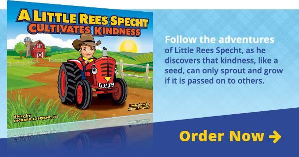A Little ReesSpecht Cultiavates Kindess