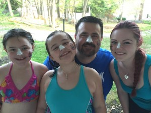 The Specht's accept the challenge!