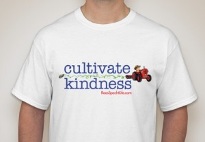 With each shirt purchased we move one step closer to making this world a kinder place, one Rees' piece at a time...